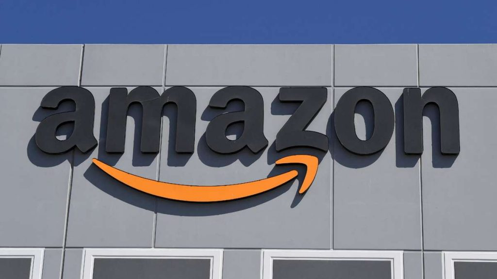 Amazon delivers products to customers - but conditions are tough