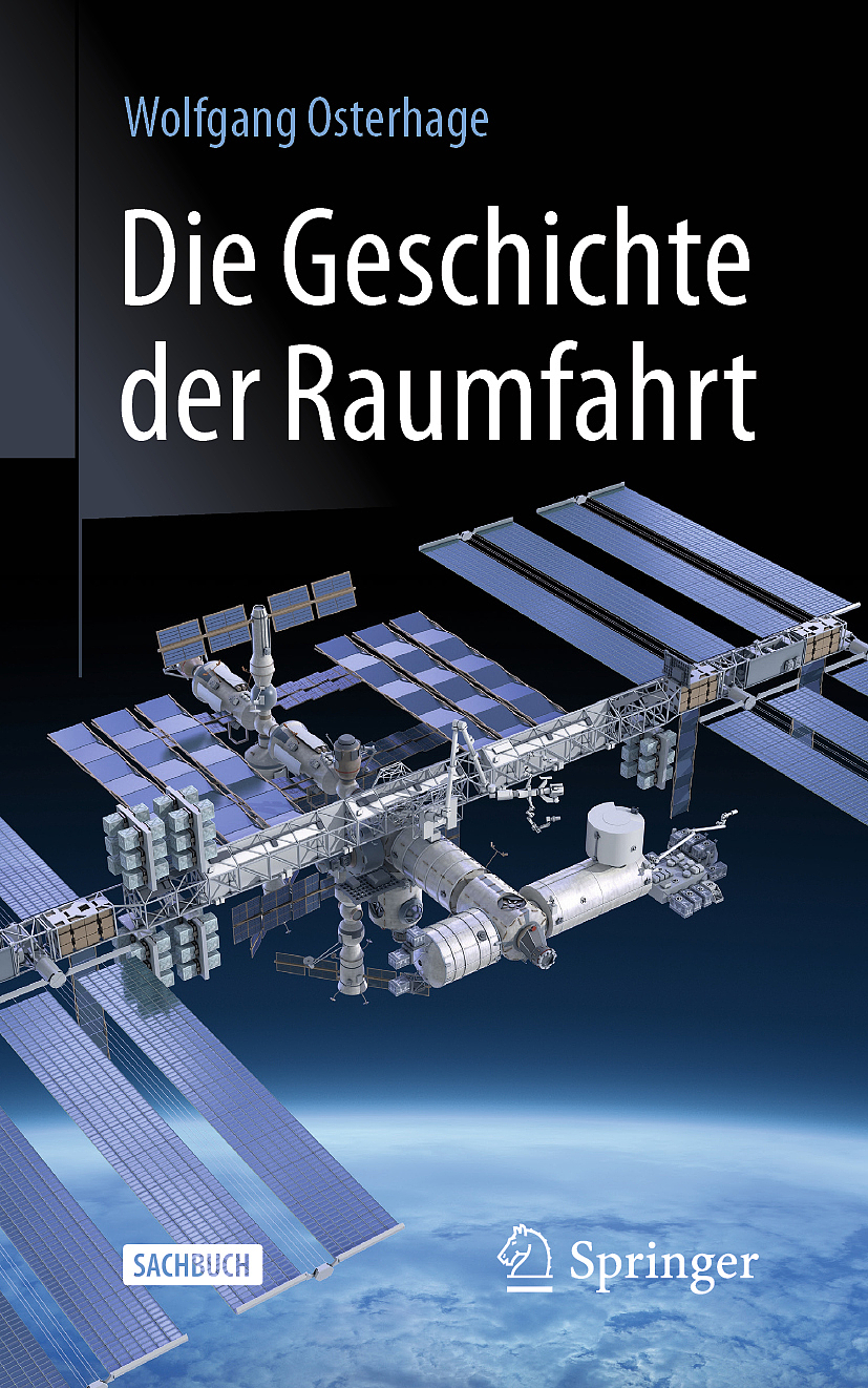 """Book review """"The History of Space Travel"""""""