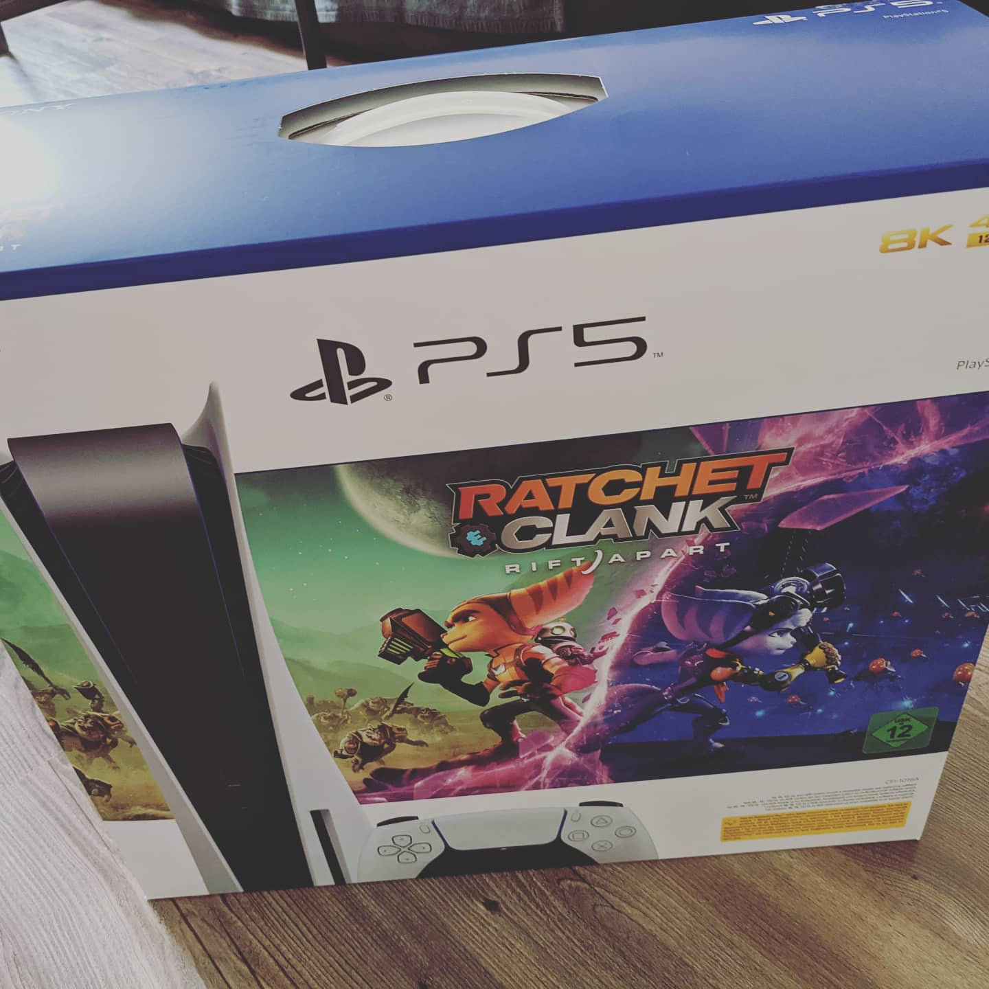 ps5 Ratchet & Clang
