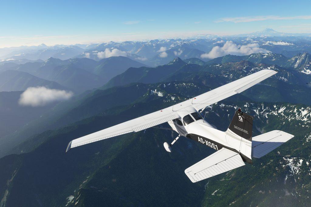 Microsoft Flight Simulator for Xbox Series X here