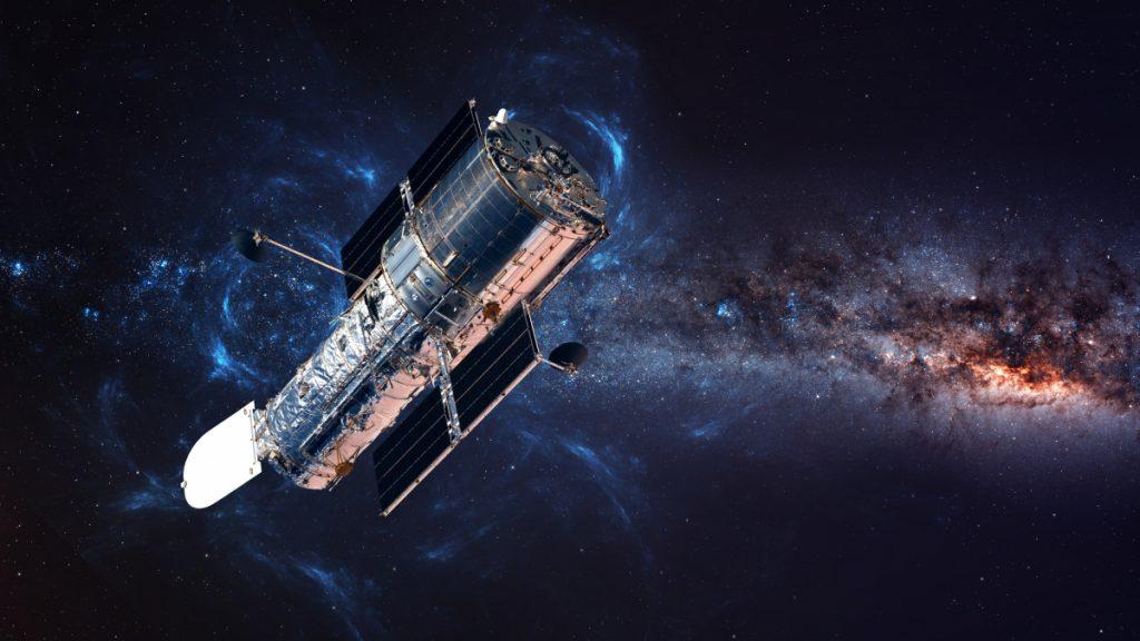 NASA fixes Hubble: Telescope senior back online