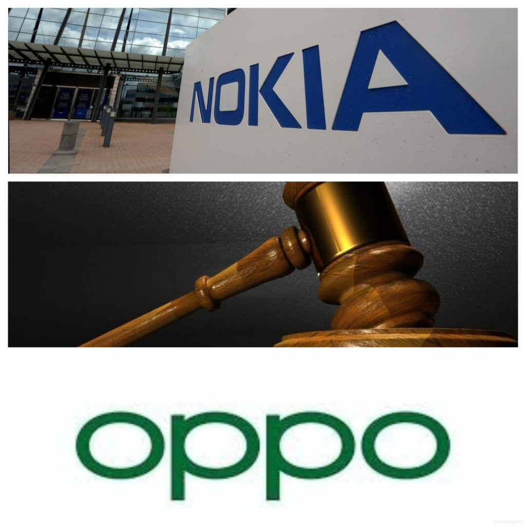 Nokia files lawsuit against OPPO over patents