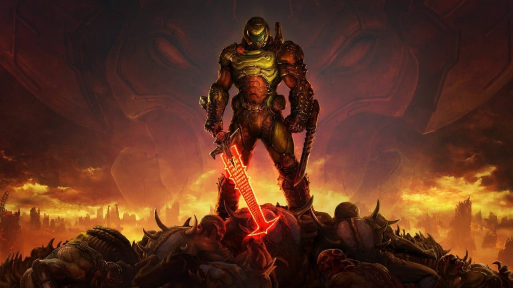 The 'Doom Eternal' update for the new generation consoles is now available