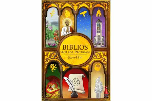 Biblios - Box - Photographed by Dr.  Finn Games