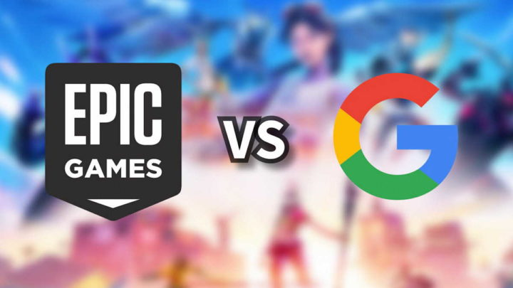 Google Epic Games Android Compare Fortnight