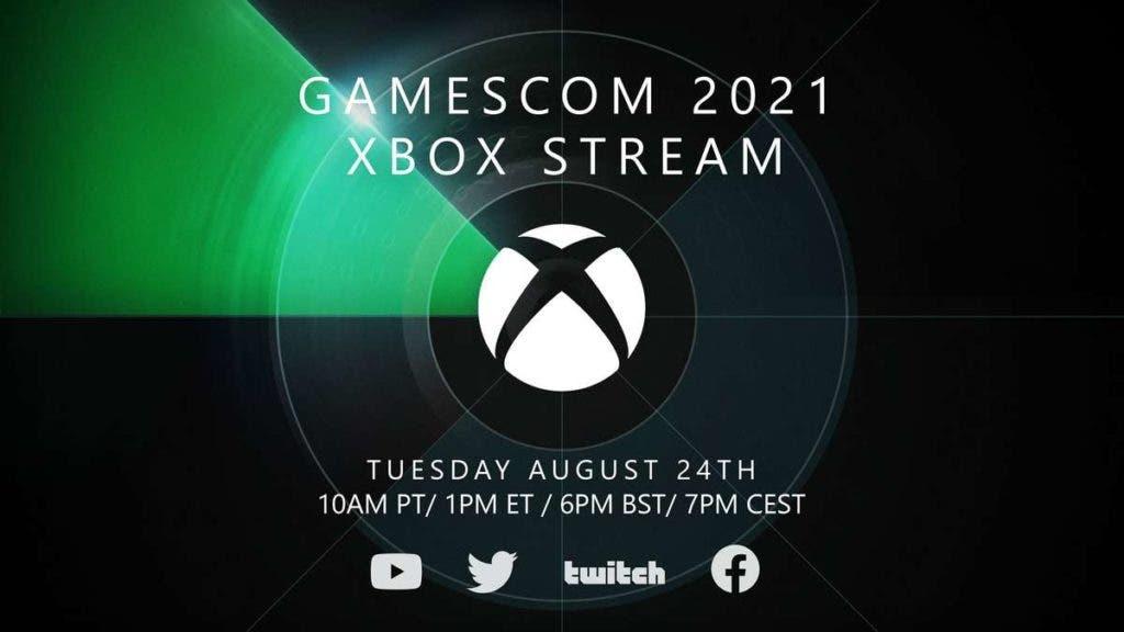 Gamescom 2021: Microsoft meets the Xbox stream!  |  Xbox One