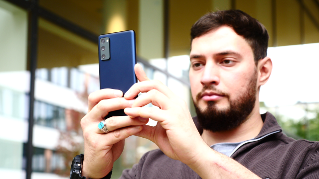 Crazy Android innovation: You can now control your smartphone with your face