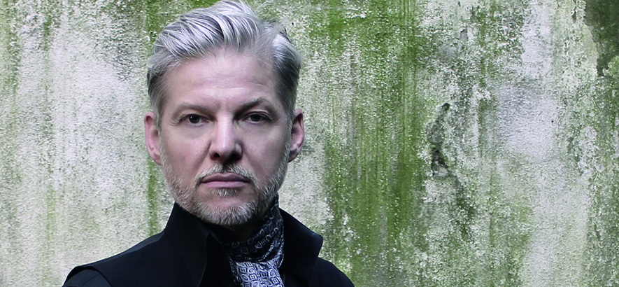 Wolfgang Voigt/Gas (Photo: Built)