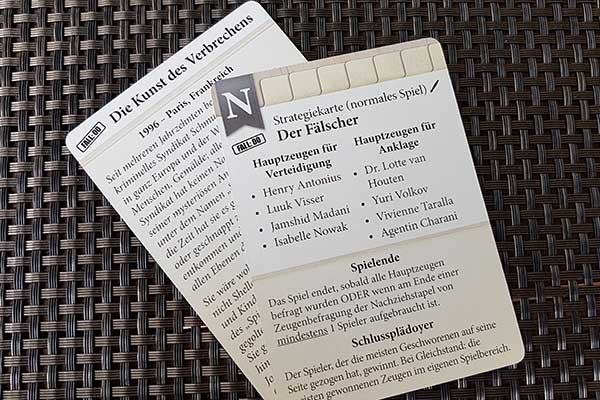 objection!  Lawyers Duel - Case Cards - Photograph by Axel Bongaert