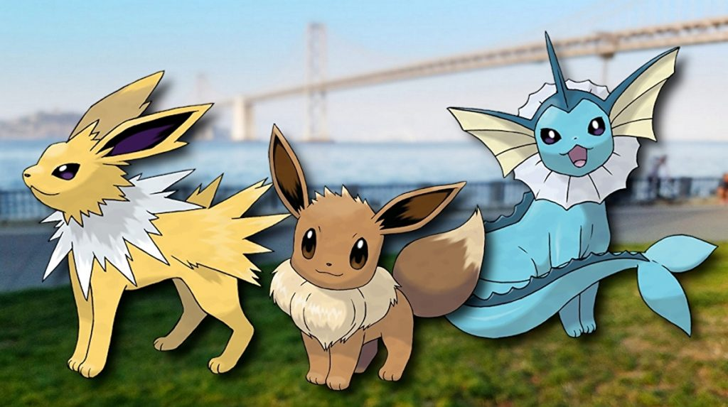 Pokemon Go Evoli Community Day