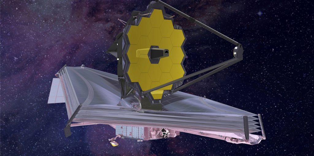 """Signs of the Second Earth with the """"James Webb"""" Space Telescope"""