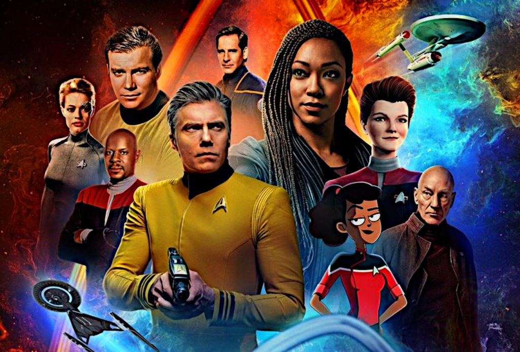"""Star Trek Day"" 2021 - the 55th birthday of live boards - TrekZone Network"