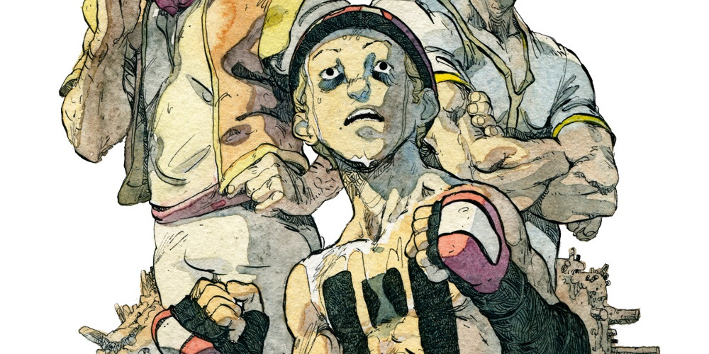 Martial arts with strict discipline - Pankat in our review of the graphic novel - ntower