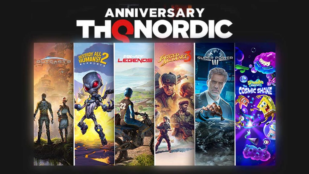 thq nordic anniversary games