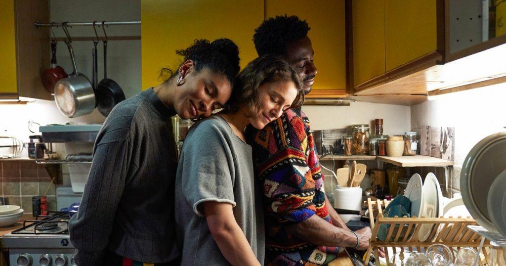 Trigonometry: Ménage-à-trois to fall asleep in ZDF