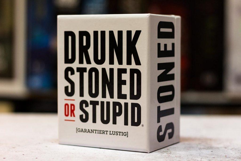 Test // Drunk, jammed, or stupid