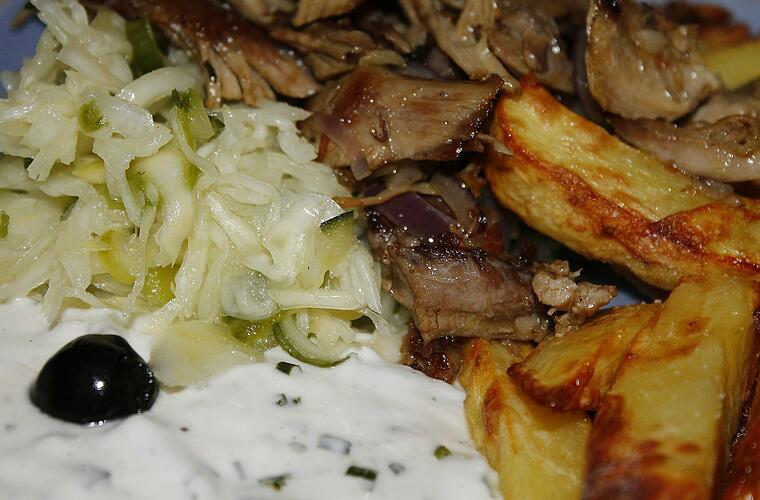 """Bamberg """"The Little Greek"""": Authentic Greek Cuisine in Bamberg"""