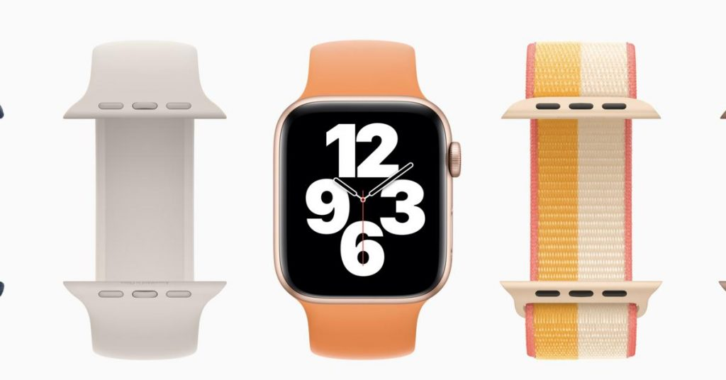 Everything is clear: the new Apple Watch is compatible with the old bracelets