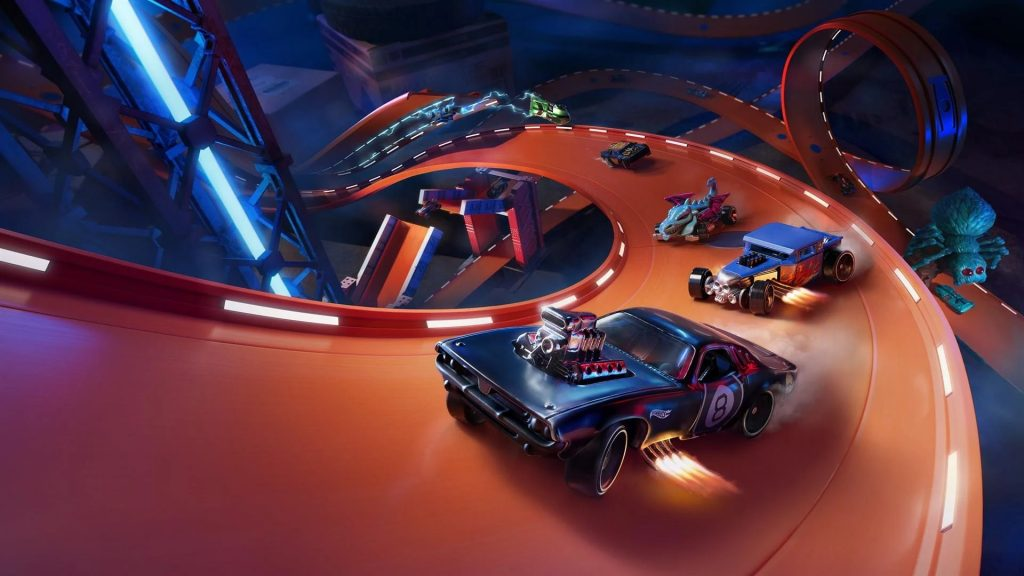 'Hot Wheels Unleashed' available in early access