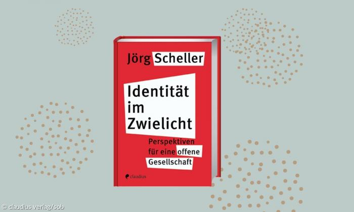 Buchcover Identität im Zwielicht