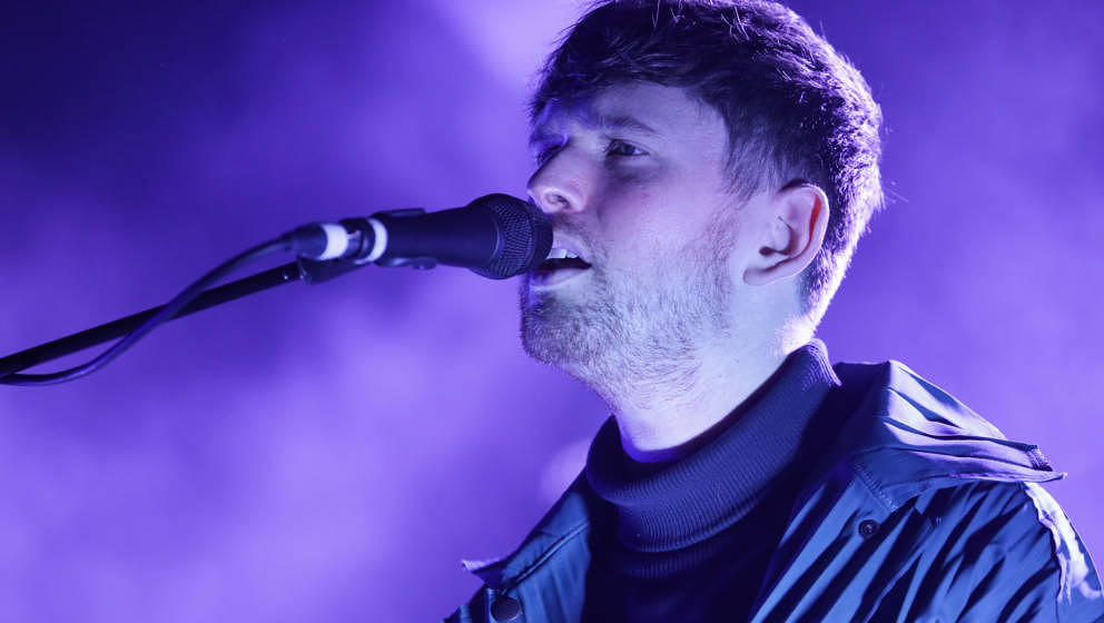 James Blake lives in New Zealand in July 2019